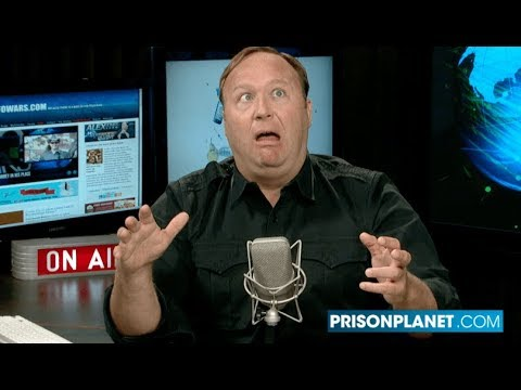 Caller Threatens to Put Bumper Sticker on Alex Jones' Car