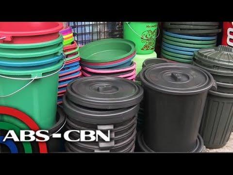 Ilang tindahan, sinita ng DTI dahil sa overpriced na timba, drum | Bandila