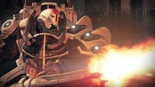 Destiny – Beta Game Trailer