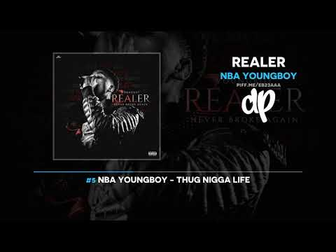 NBA YoungBoy - Realer (FULL MIXTAPE)