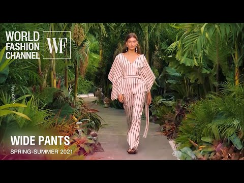 Wide Pants | spring-summer 2021
