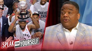 Kawhi proved he's the best player in the NBA - Jason Whitlock | NBA | SPEAK FOR YOURSELF