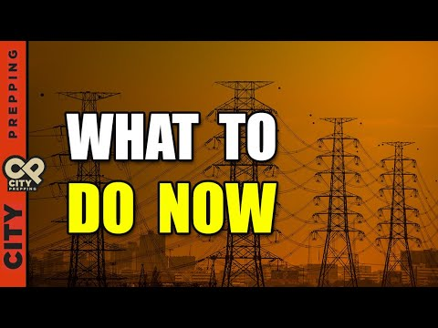The Coming Power Grid Collapse: What to Expect Next