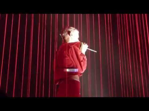 Years & Years - Foundation + transition + Take Shelter live at Wembley Arena 8.4.16