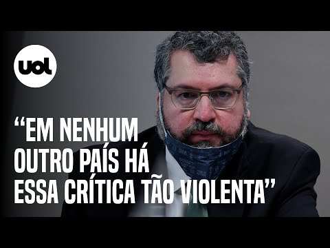 CPI da Covid: Ernesto diz que iniciativas de Bolsonaro eram sistematicamente atacadas