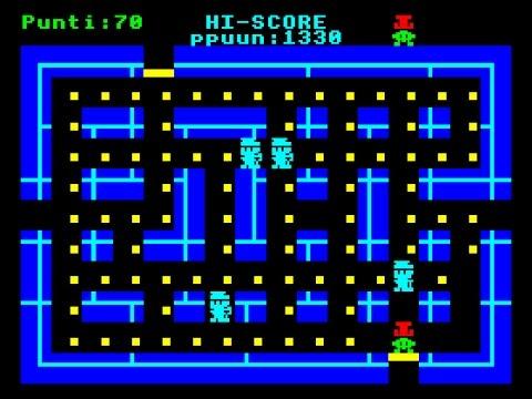 Covertape Roundup: Guardie e Ladri (Fantazzini Software/Load 'N' Run) (1987)