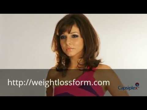 Capsiplex Endorsed by UK Celebrity | Capsiplex