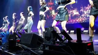 Red Velvet - Intro (Ice Cream Cake) + Bad Boy - Redmare in LA