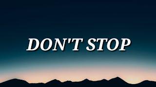 Megan Thee Stallion - Don't Stop (Lyrics) feat. Young Thug