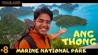 this made it my BEST TOUR OF THAILAND: Ang Thong National Marine Park