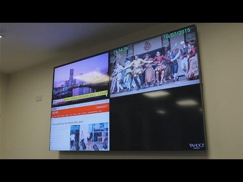 Allsee LCD Video Wall Displays