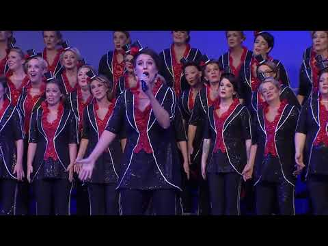 Rönninge Show Chorus songs from finals International Competition, Las Vegas 2016 #ronningeshow35yrs