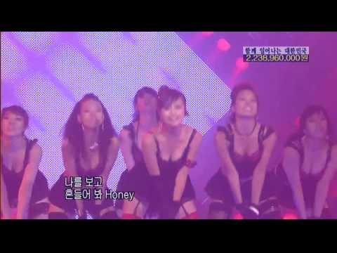 Ayumi(아유미) - Cutie Honey(큐티허니) 20060730 Inkigayo