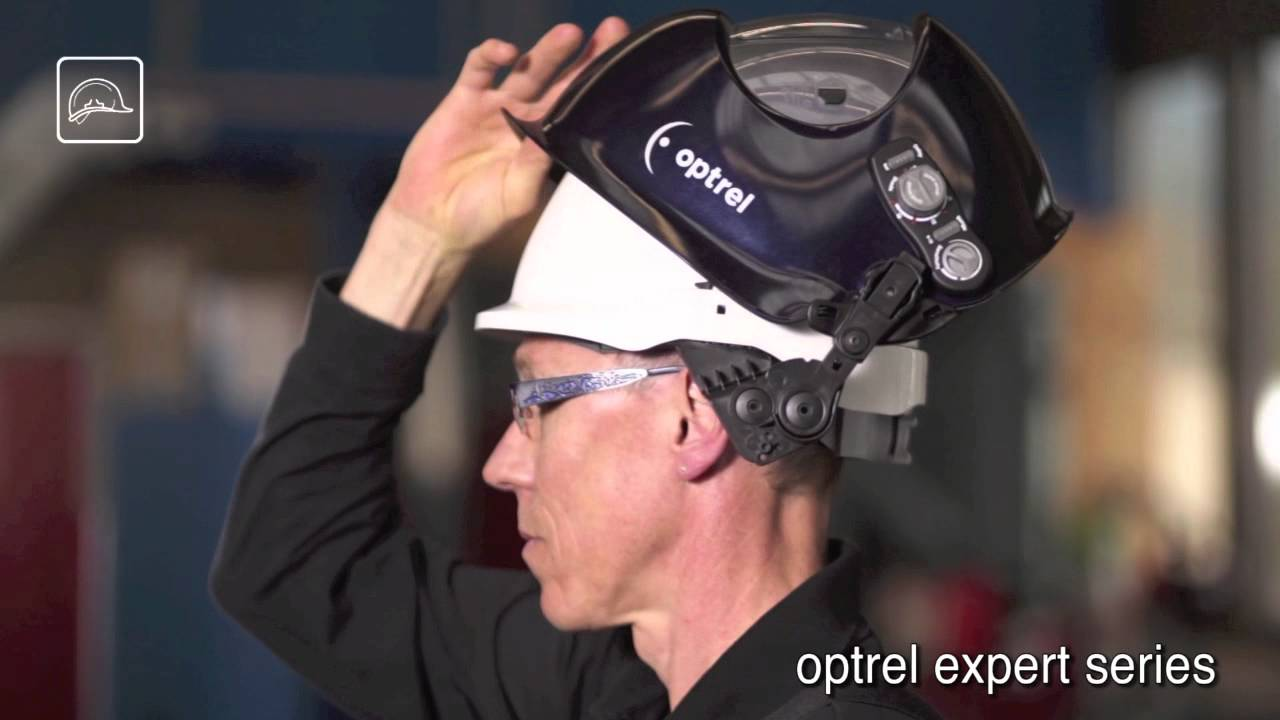 Optrel Eng Hard Hat Adapter Youtube