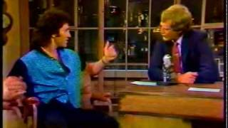 Frank Stallone on David Letterman 1985