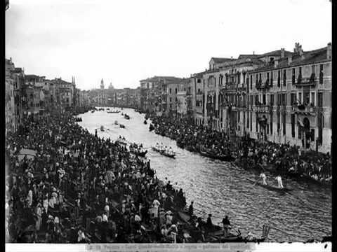 La Venezia che fu... - YouTube.flv
