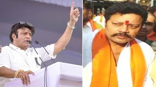 Actor Sai Kumar reacts to Balakrishna's comments at PM Mod..
