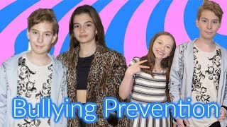 Dealing With Bullying...Lexi Jayde & Shiloh Nelson share advice