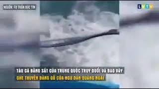 Xem Ý đồ của Trung Quốc khi đưa tàu khảo sát quay lại vùng biển Việt Nam