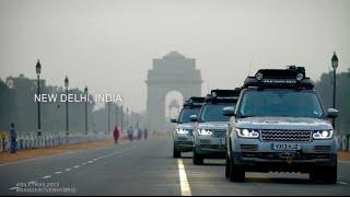 Range Rover Hybrid: From China to Mumbai