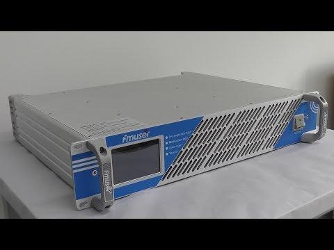 AVANTAGES du transmetteur FM FSN-1000