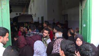 مصر تفتح معبر رفح استثنائيا للحالات الانسانية     -