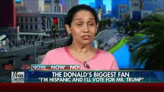 Donald Trump's biggest fan explains her admiration