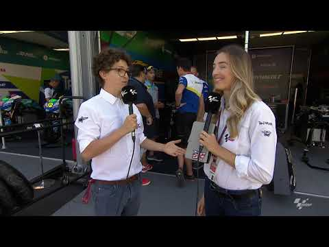LIVE ?: The ePreview of the FIM Enel #MotoE World Cup ? at the #SanMarinoGP ??