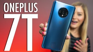 OnePlus 7T Unboxing and First Impressions!