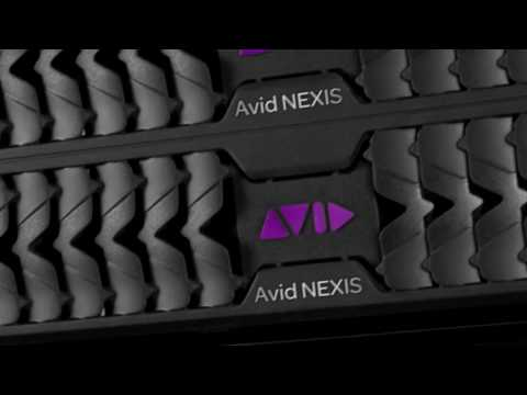 Avid NEXIS | Now Available