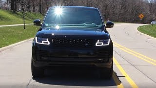 What It's Like To Own A 2018 Range Rover (it broke, severely)