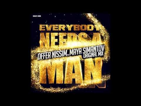 Offer nissim ft. maya - hook up