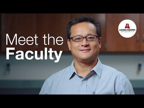 Meet the Faculty: James Yeh, Ph.D.
