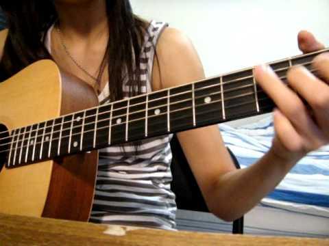 周杰倫 晴天 guitar