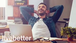 Upbeat Instrumental Work Music | Background Happy Energetic Relaxing Music for Working Fast & Focus - YouTube