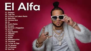 Mix El Alfa| Lo Mejor de 2020 El Alfa