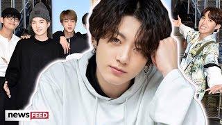 BTS' Jungkook Under Investigation After Car Accident!