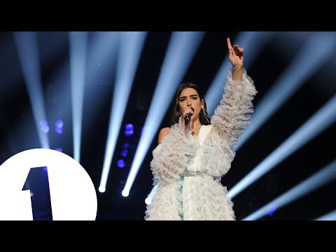 Dua Lipa - New Rules (Radio 1's Teen Awards 2017)