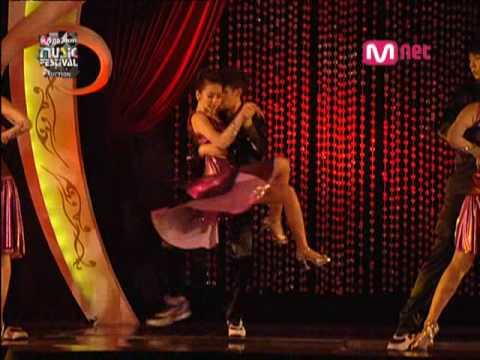 2008 Mnet KM Music Awards- Wondergirls