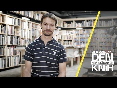 Michal Meško a Deň neprečítaných kníh
