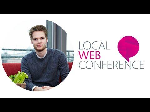 Vortrag: Das Netz als Bühne für lokale Unternehmen