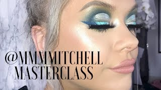 I Went To A @Mmmmitchell Master Class: Makeup Tutorial