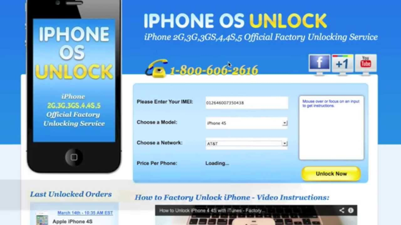 how to open an iphone 4 how to unlock any iphone 3gs 4 4s 5 without jailbreak 18931
