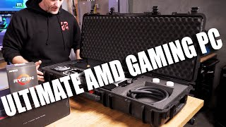 Ultimate ALL AMD Gaming PC Build - Part 1