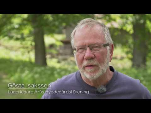 Flyktingungdomar bevarar svenskt kulturarv