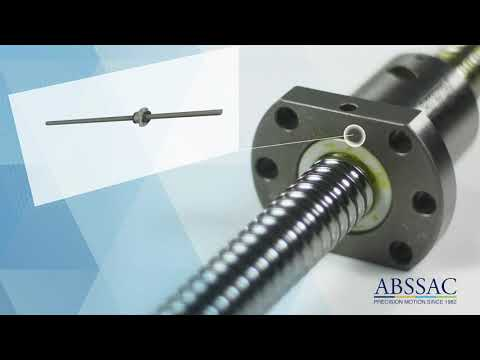 ABSSAC 2020 Transport Ballscrew and Nut Series