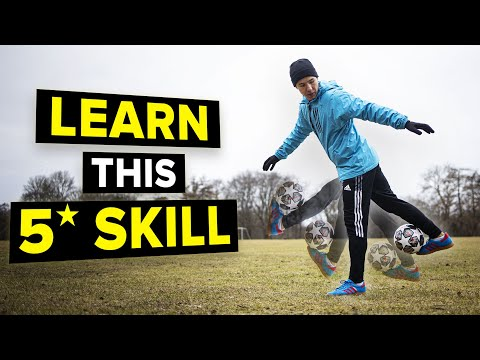 2 steps to learn this masterful looking trick