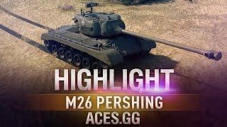 Американский Ковбой на Степях! M26 Pershing