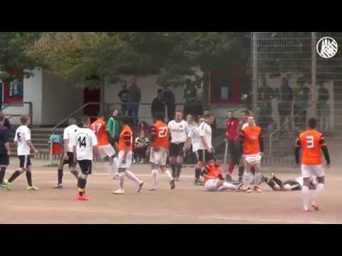 FC Dynamo Hamburg - Harburger TB II (Kreisliga 1) - Spielszenen   ELBKICK.TV