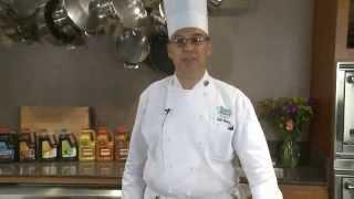 Grilled Mojo Shrimp and Sausage with Kikkoman...
